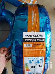 215/60R16 Brand New Mazzini Tyres Tubeless | Vehicle Parts & Accessories for sale in Nairobi, Nairobi Central