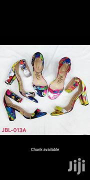 Floral Heels   Shoes for sale in Nairobi, Kasarani