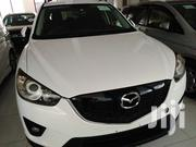 New Mazda CX-5 2012 White | Cars for sale in Mombasa, Shimanzi/Ganjoni