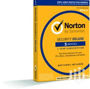 Symantec Norton Security Deluxe - 5 Devices, 1 Year   Computer Accessories  for sale in Nairobi, Nairobi Central