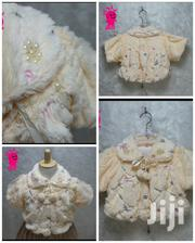 Beautiful BABY GIRL Fluffy WARM Jacket | Children's Clothing for sale in Nairobi, Mountain View