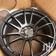 Harrier/Lexus/Subaru/Vanguard/Mark X/Crown Rims Set Size 18 | Vehicle Parts & Accessories for sale in Nairobi, Nairobi Central