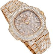 Rose Gold Iced Out Watch | Watches for sale in Nairobi, Nairobi Central