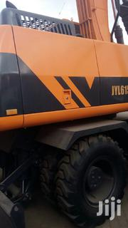 Wheel Excavator 15ton 2019 Orange | Heavy Equipments for sale in Nairobi, Embakasi