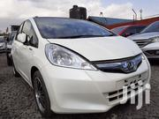 New Honda Fit 2012 White | Cars for sale in Nairobi, Kilimani