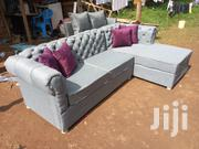 Gray Chesterfield | Furniture for sale in Uasin Gishu, Kimumu