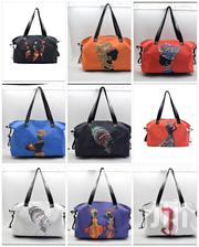 African Themed Poly Canvas Handbags. | Bags for sale in Nairobi, Mountain View