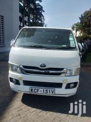 Toyota Hiace 2010 White | Buses for sale in Mombasa, Changamwe