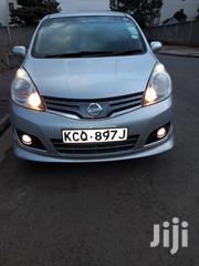 Nissan Note 2011 Silver   Cars for sale in Nairobi, Embakasi
