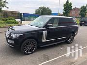 Land Rover Range Rover Vogue 2012 Black | Cars for sale in Mombasa, Mji Wa Kale/Makadara