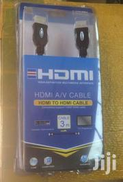HDMI CABLE 3M | Accessories for Mobile Phones & Tablets for sale in Nairobi, Nairobi Central