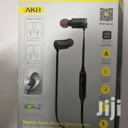 Awei AK8 Magic Magnet Attraction Bluetooth 4.1 Headset | Accessories for Mobile Phones & Tablets for sale in Nairobi, Nairobi Central
