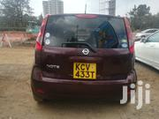 New Nissan Note 2012 Purple | Cars for sale in Nairobi, Nairobi Central