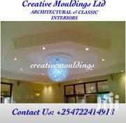 Beautiful Gypsum Ceilings | Home Accessories for sale in Mombasa, Ziwa La Ng'Ombe