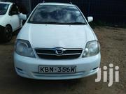Toyota Fielder 2003 White | Cars for sale in Uasin Gishu, Kapsaos (Turbo)