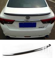 Carbon Fiber Trunk Spoiler Wing Lip For Toyota Mark X Saloon Yr2010/15 | Vehicle Parts & Accessories for sale in Nairobi, Nairobi Central