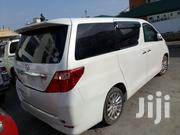 Toyota Alphard 2012 White | Cars for sale in Mombasa, Tononoka