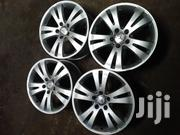 "Mercedez Benz Rims Size 17"" Inch 