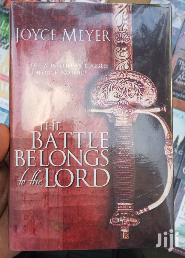 The Battle Belongs To The Lord By Joyce Meyer - Hard Cover