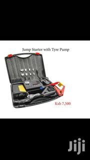 Jump Starter With Tyre Pump | Vehicle Parts & Accessories for sale in Mombasa, Bamburi