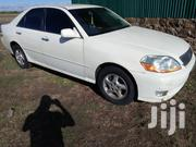 Toyota Mark II 2003 White | Cars for sale in Nakuru, Gilgil