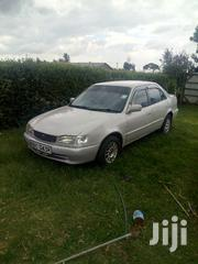 Toyota Corolla 2001 Sedan Gold | Cars for sale in Nyeri, Mwiyogo/Endarasha
