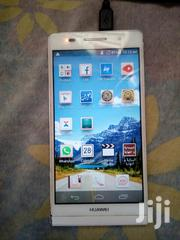 Huawei Ascend P6 8 GB White   Mobile Phones for sale in Mombasa, Bofu