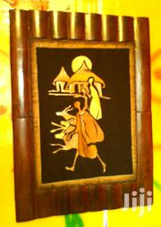 Bamboo Framed Wallhang | Arts & Crafts for sale in Nairobi, Baba Dogo