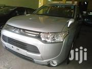 Mitsubishi Outlander 2012 Gray | Cars for sale in Mombasa, Shimanzi/Ganjoni