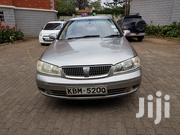 Nissan Bluebird 2003 Silver | Cars for sale in Nairobi, Kilimani