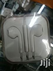 iPhone In Ear Earphones White In Color Plastic And Durable @ 350 | Accessories for Mobile Phones & Tablets for sale in Nairobi, Nairobi Central