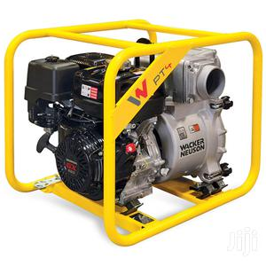 Centrifugal Trash Pump For Hire