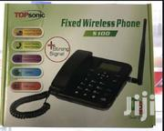 GSM Topsonic Deskphone S100 Dual Sim | Home Appliances for sale in Nairobi, Nairobi Central