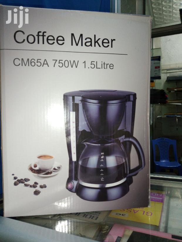 Coffee Maker Now on Offer