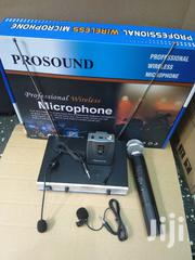 3 In1 Prosound Professional Wireless Microphone | Audio & Music Equipment for sale in Nairobi, Nairobi Central