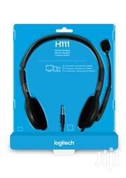 Logitech Stereo Headset H111 | Computer Accessories  for sale in Nairobi, Nairobi Central