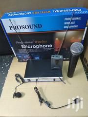 3 In 1 Prosound High Quality Professional Microphone | Audio & Music Equipment for sale in Nairobi, Nairobi Central