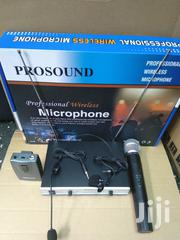 3 In1 Prosound High Quality Wireless Microphone | Audio & Music Equipment for sale in Nairobi, Nairobi Central