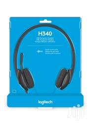 Logitech USB Headset H340, Stereo, USB Headset For Windows And Mac   Accessories for Mobile Phones & Tablets for sale in Nairobi, Nairobi Central