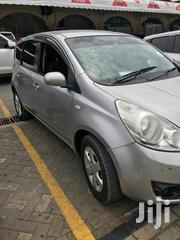 Nissan Note 2010 1.4 Gray | Cars for sale in Mombasa, Ziwa La Ng'Ombe