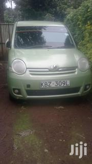 Toyota Sienta 2007 Green | Cars for sale in Nyeri, Karatina Town