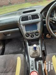 Subaru Impreza 2003 2.0 WRX Sport Wagon Black | Cars for sale in Uasin Gishu, Simat/Kapseret