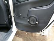 Jvc 6 Inches Door Speakers Installed In A Toyota Probox | Vehicle Parts & Accessories for sale in Nairobi, Nairobi Central