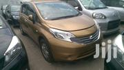 Nissan Note 2012 1.4 Brown | Cars for sale in Mombasa, Tudor