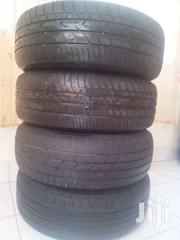 Size 15 Rims With Tyres | Vehicle Parts & Accessories for sale in Kisumu, Market Milimani