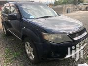 Mitsubishi Outlander 2004 2.4 Automatic Black | Cars for sale in Nakuru, Lanet/Umoja