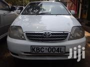 Toyota Corolla 2004 White | Cars for sale in Nakuru, Nakuru East