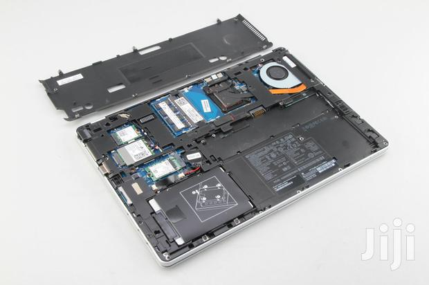 Get Your Laptop Repaired Today @Dangote Compters, We Are Wonderful