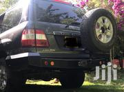 Toyota Landcruiser 100 Series Rear Bar And Tyre Carrier | Vehicle Parts & Accessories for sale in Nairobi, Parklands/Highridge