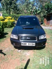 Subaru Forester 2005 Automatic Black | Cars for sale in Nairobi, Embakasi